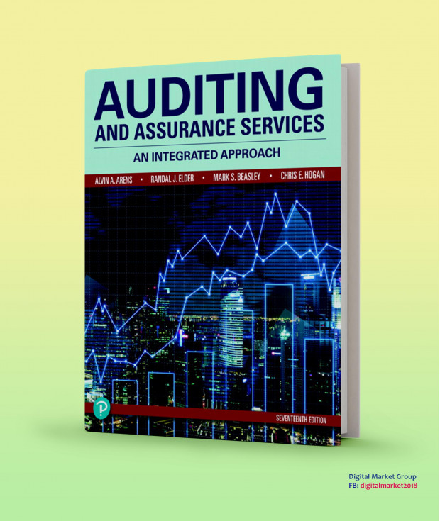 Test Bank and Instructor Resources for Auditing and Assurance Services, 17th Edition