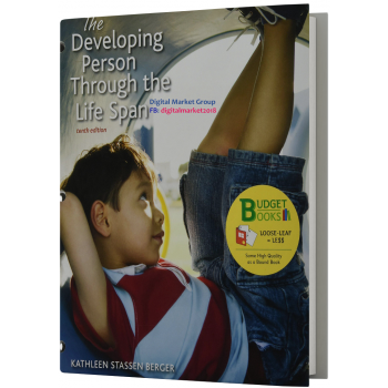Test Bank for Developing Person Through the Life Span, (10th Edition) by Kathleen Stassen Berger