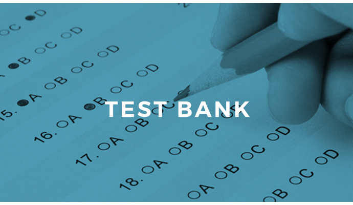 List of Downloadable Test Banks and Instructor Resources