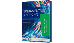Test Bank for Fundamentals of Nursing (9th Edition) by Potter