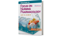 Test Bank for Focus on Nursing Pharmacology, 6th Edition, Amy M. Karch