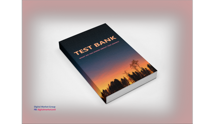 What do you know about test banks?